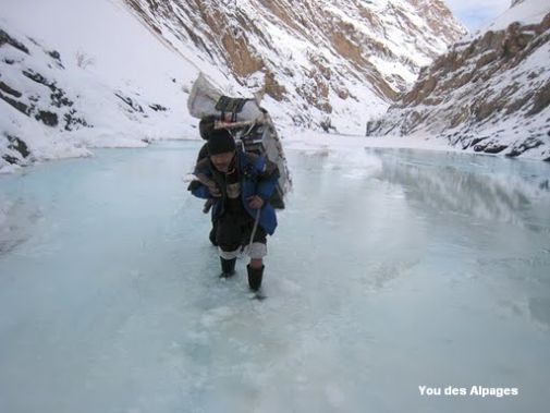 Zanskar - janv 2009