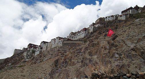 Zanzkar, monastère
